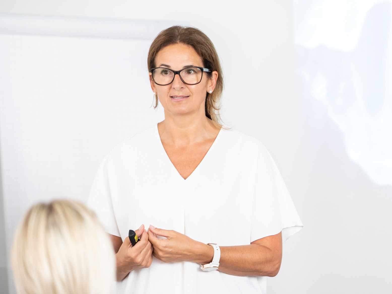Praxisetikette, what else? von Verena Faden auf den DENTAL TEAMDAYS in Berlin